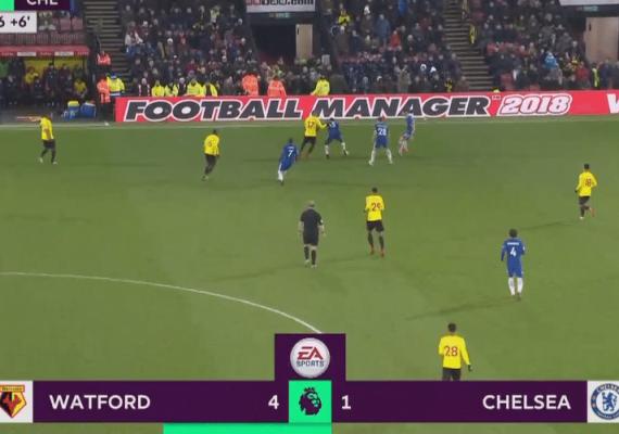 Watford-Chelsea