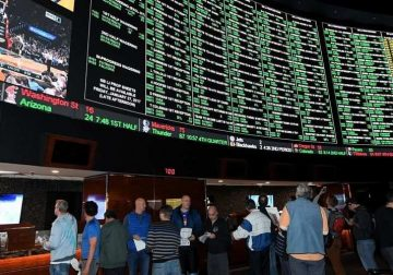 States Bill Sports Gambling