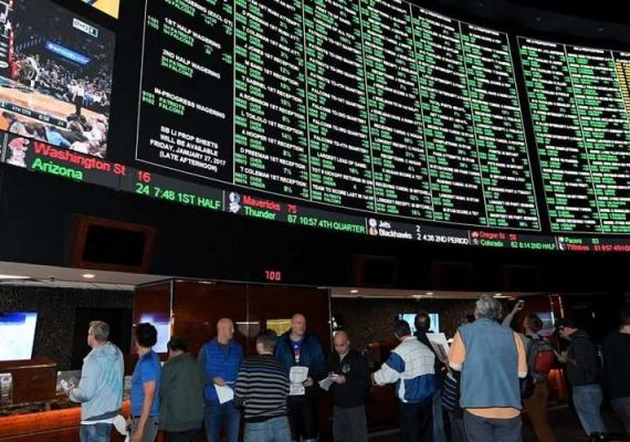 States Bill Sports Gambling