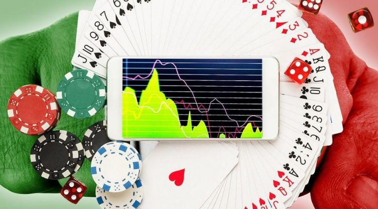 Italy Online Casino Revenue Record