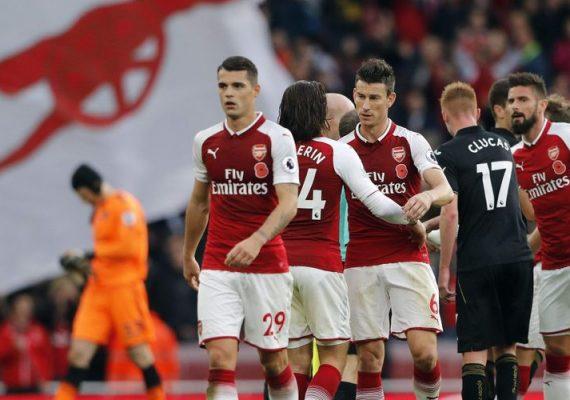 Arsenal-footballers