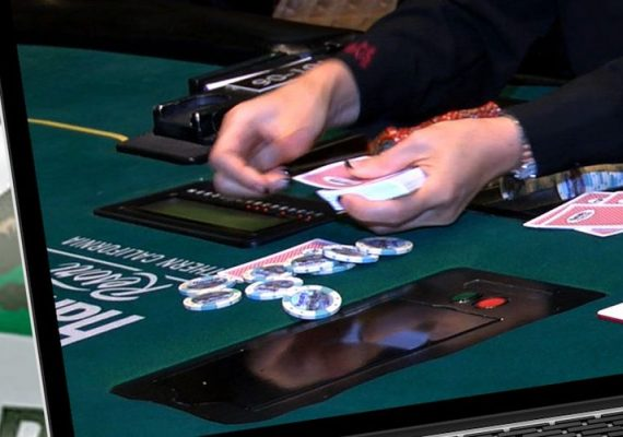 Online Poker California