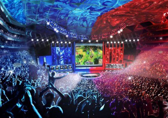 eSports is Increasing in Popularity