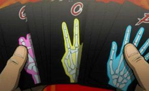 Card Scene from Gambling Apocalypse Kaiji