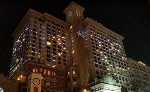 Ponte 16 Casino Resort in Macau, China