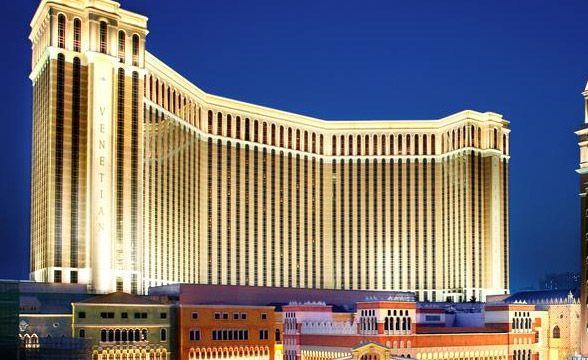 Venetian Macau Casino Resort in China