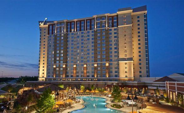 WinStar World Casino in Oklahoma USA