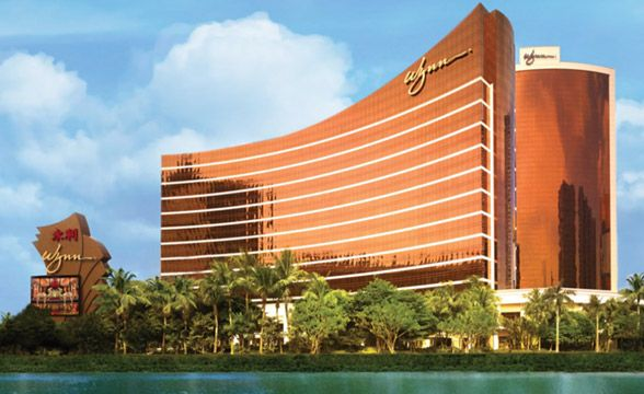 Wynn Macau Casino Resort in China