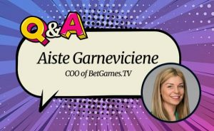 Q&A with BetGames.tv COO Aiste Garneviciene: Live Games Prove a Quality Cross-Sell Opportunity