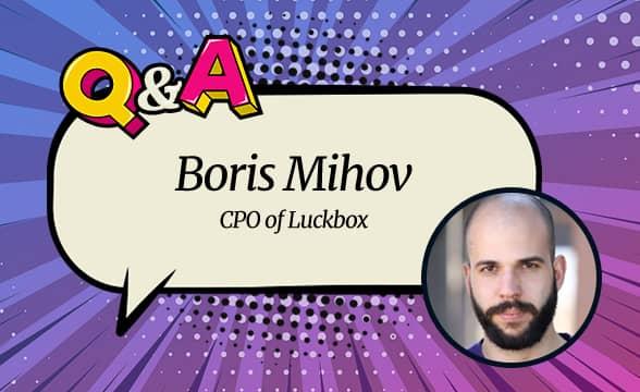 Interview with Luckbox CPO Boris Mihov – Understanding Esports Betting