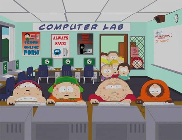 Cartman South Park meme