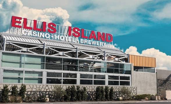 Ellis Island Casino & Brewery Las Vegas USA