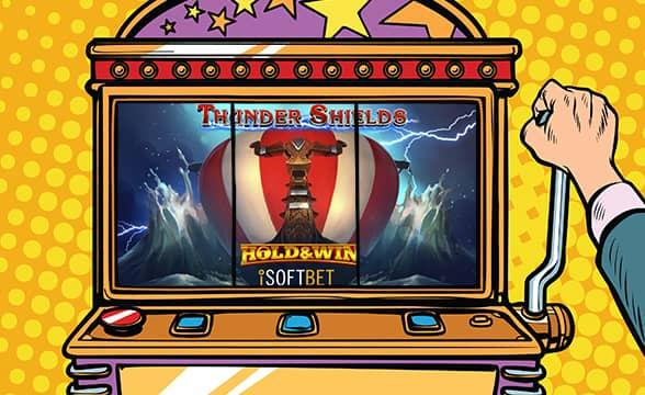 ISoftBet Releases Thunder Shields: A Viking Slot Saga