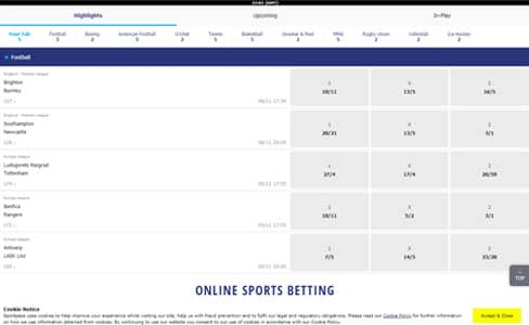sportpesa betting rules baseball