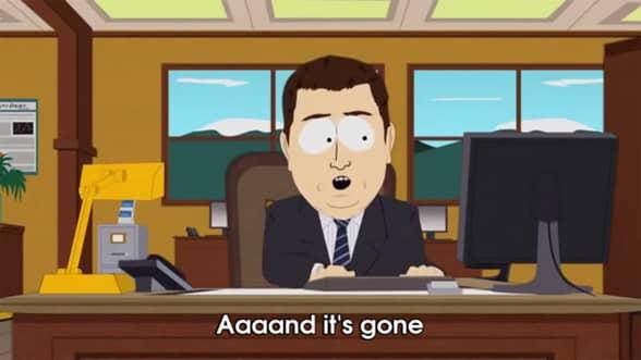 Stan South Park meme