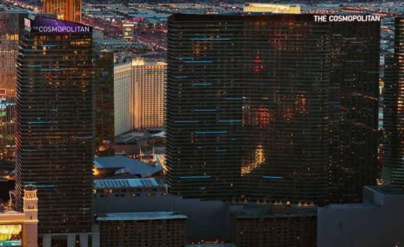 The Cosmopolitan Casino Las Vegas USA