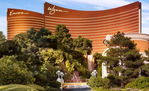 Wynn Encore Casino Las Vegas USA
