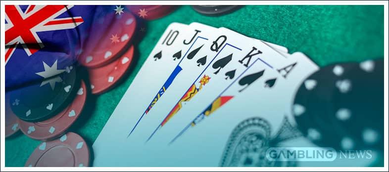 Australian poker sites