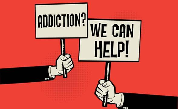Gambling addiction help and hotlines