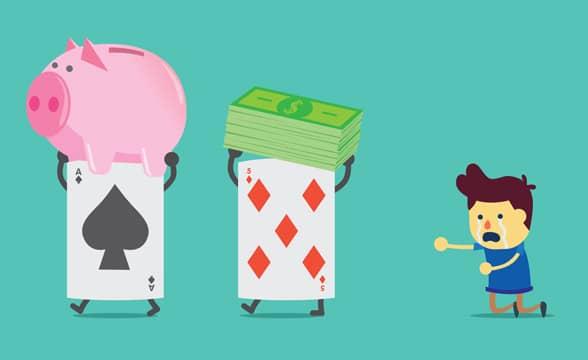 Gambling addiction stories