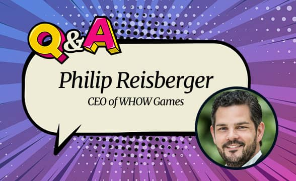 "Whow Games CEO Philip Reisberger: ""Social Gameplay Mechanics Are Driven by End-users Desire to Stand Out"""