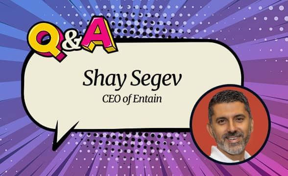 Entain CEO Shay Segev: Don't Educate Audiences How Good Existing Products Are, Create Products That Fit New Audiences