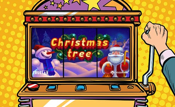 Yggdrasil Launches True Lab's 'Christmas Tree' Holiday Slot