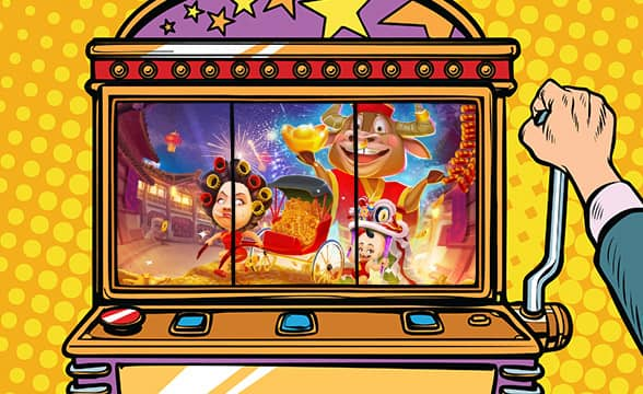Step in 'The Ingot Ox' with Dragon Gaming's Latest Slot