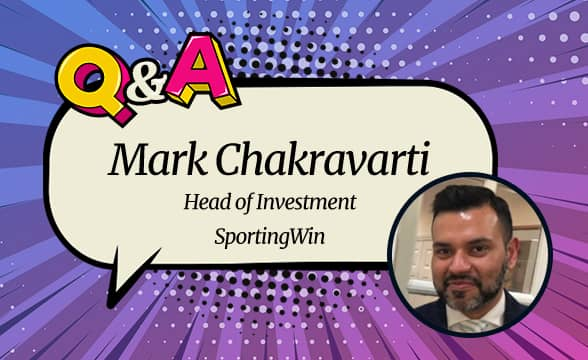 "SportingWin Mark Chakravarti: ""The Industry Is Recession and Pandemic Proof"""