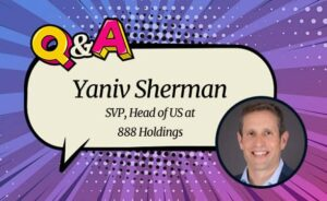 "888's Yaniv Sherman: ""Time Is of the Essence to Come up with an Agreement"""