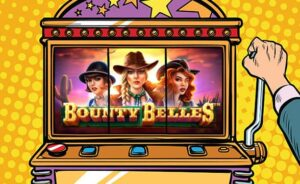 iSoftBet Presents New Wild West Slot Bounty Bells