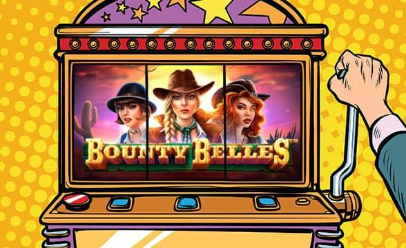 iSoftBet Presents New Wild West Slot Bounty Bells