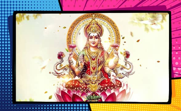 Lakshmi - God of Gambling