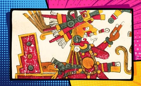 Macuilxochitl - God of Gambling