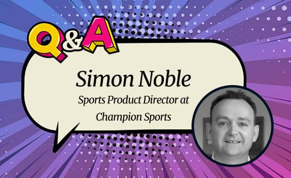 Simon Noble: A Deep Dive with the Man Who Witnessed the First Online Wager