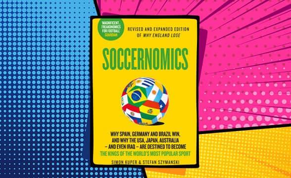 Soccernomics by Simon Kuper