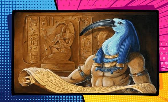 Thoth - God of Gambling