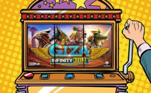 Yggdrasil and ReelPlay Release GIZA Infinity Reels Featuring GATI Technology