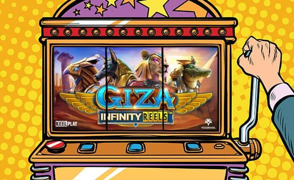 Yggdrasil dan ReelPlay Rilis GIZA Infinity Reels Menampilkan Teknologi GATI