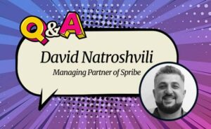 "Spribe's David Natroshvili: ""Our flagship game Aviator is taking the industry by storm"""