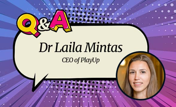 """PlayUp CEO Dr Laila Mintas: """"We Can Now Aggressively Look at Going Live in Other States"""""""