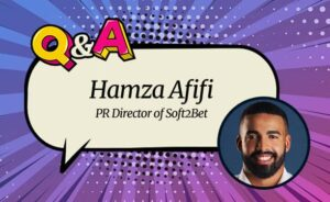 """Soft2Bet PR Director Hamza Afifi: """"The iGaming Industry Is One of a Kind"""""""