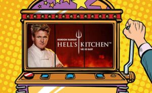 NetEnt Goes Live with Gordon Ramsay's Hell's Kitchen Video Slot