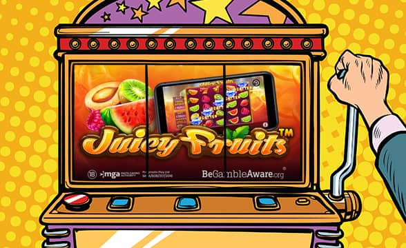 """Pragmatic Play's Latest """"Juicy Fruits"""" Classic Slot Is Out"""