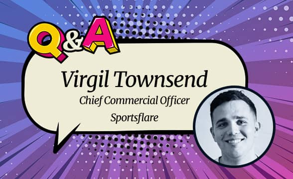 "Sportsflare CCO Virgil Townsend: ""We Are Bullish on Esports Betting Growth"""