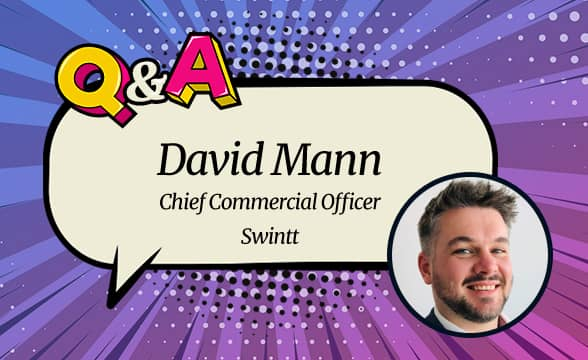 "Swintt CCO David Mann: ""Mobile is Not a Niche Focus, It's the Future"""