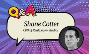 Real Dealer Studios CPO Shane Cotter on the Hot, Cinematic Alternative to Live Casino