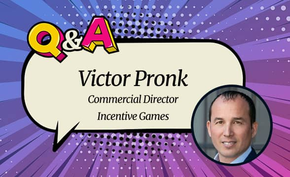 """Incentive Games Commercial Director Victor Pronk: """"The Importance of Virtuals Can No Longer Be Ignored"""""""
