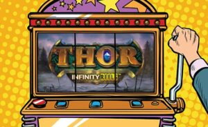 Yggdrasil and ReelPlay Launch 'Thor Infinity Reels' Slot