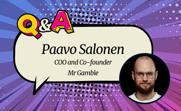 """Mr Gamble's Paavo Salonen: """"We Are Confident We Can Become the Number One Casino Comparison Site in the US"""""""